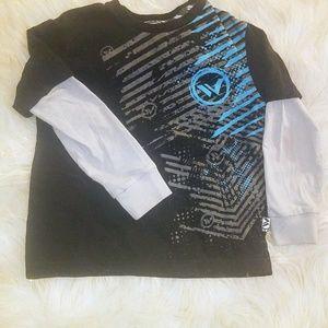 Shaun White kids long sleeve shirt